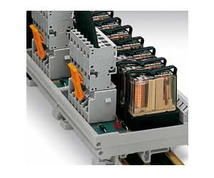 Synthesis from PCB terminal blocks and plug-in connectors with CAGE ...